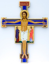 icons of Bose, Christus triumphans - Italic style