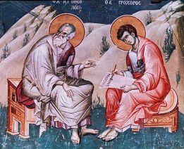Manuél Pansélinos, Giovanni e Procoro  Protaton  - Monte Athos GR