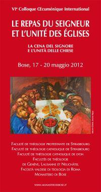 Eucaristia, sacramento di unità