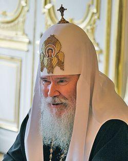 Alessio II, Patriarca di Mosca e di tutta la Russia