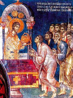 Nicolas Cabasila et la divine liturgie