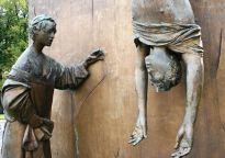 Giacomo Manzù, ai caduti della resistenza, Bergamo
