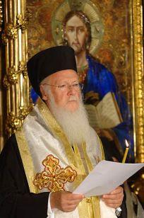 Bartholomée Ier, Archevêque de Constantinople et Patriarche œcuménique