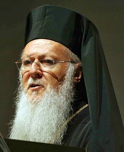 Sua Santità il Patriarca Ecumenico Bartholomeos I