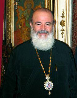 Christodoulos, Archêque d'Athènes et de toute la Grèce