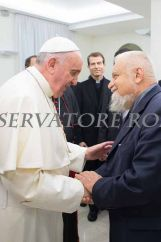 Udienza della plenaria con papa Francesco