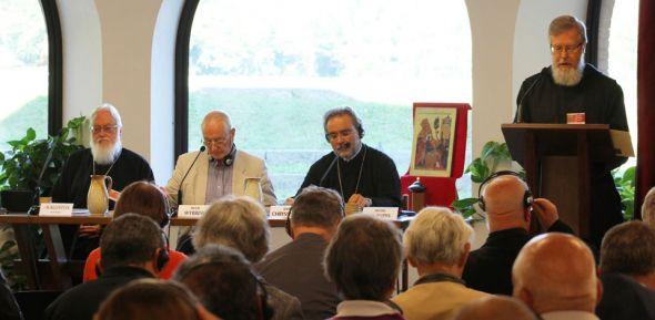 Michel Van Parys a nome del Comitato Scientifico