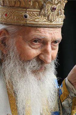 Sua Beatitudine il Patriarca di Serbia Pavle