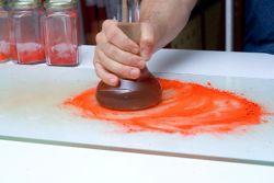 Os ícones de Bose - A preparação dos pigmentos